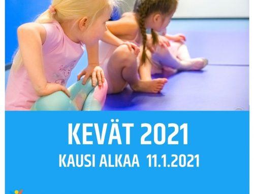 Kevätkausi 2021